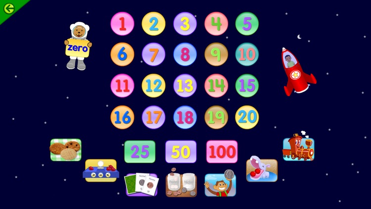 Starfall FREE screenshot-3