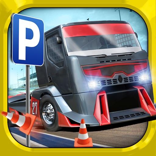 Top Jet Trucker Parking Simulator - АвтомобильГонки ИгрыБесплатно