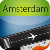 Amsterdam Airport (AMS) Flight Tracker KLM Schiphol