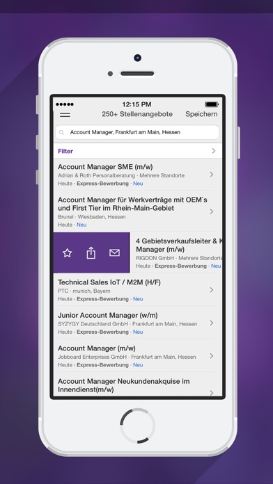 Monster Jobbörse - Stellenangebote Finden - Revenue & Download ...