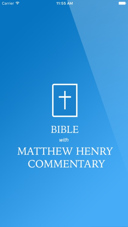 Study Bible With Matthew Henry Complete Commentary