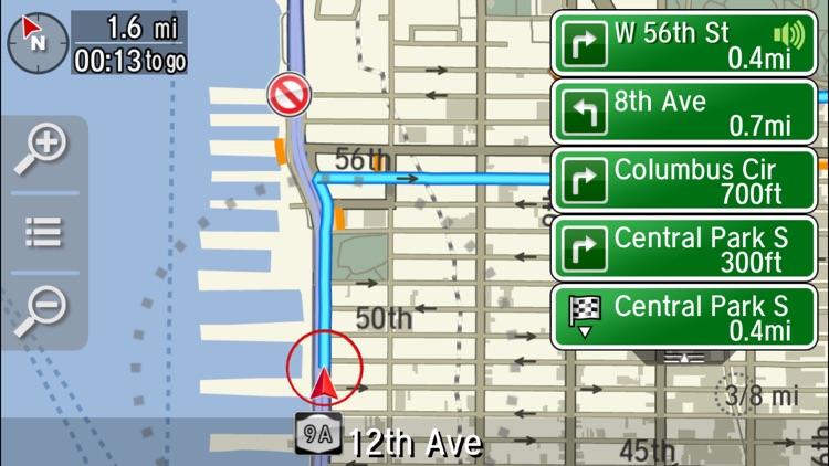 AcuraLink Navigation