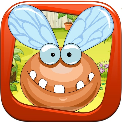 Bugs Away! Garden Defenders - Bug Sniper: Shoot to Kill