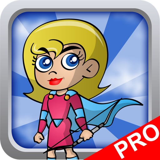 Bow and Arrow Archery PRO Super Girls