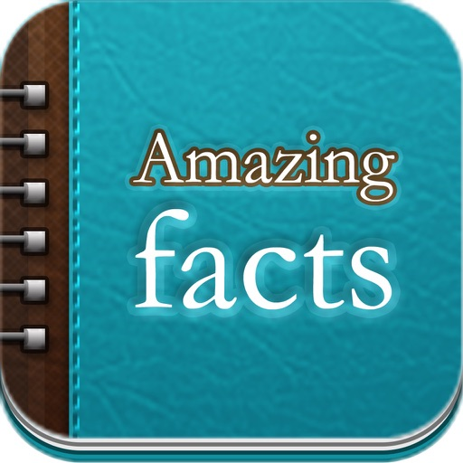 Amazing Facts & Trivia iOS App
