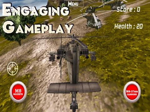 AH-64アパッチロングボウ - ハンター無限タンクの戦闘ガンシップのヘリコプターシミュレータパイロット戦争エースのおすすめ画像5