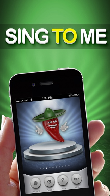 Talking 3D Emoji - Helium Booth Fake Chipmunk Voice Changer Gif Creator