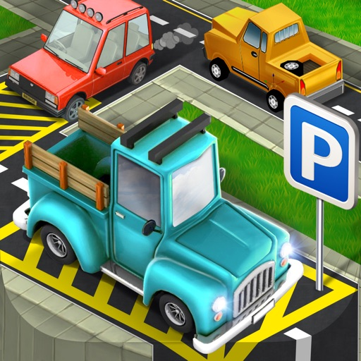 Parking Fever - Real Car Park Puzzle Game iOS App