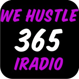 The WeHustle365 iRadio App