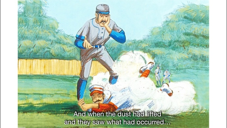 iStoryTime Classics Kids Book - Casey at the Bat