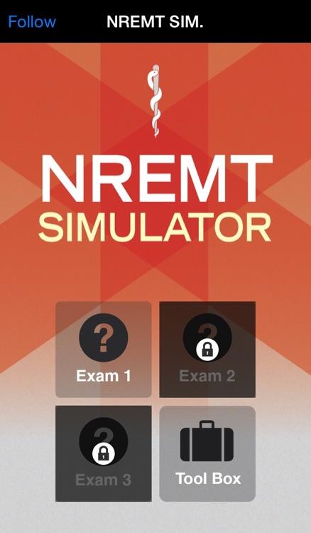 NREMT Simulator