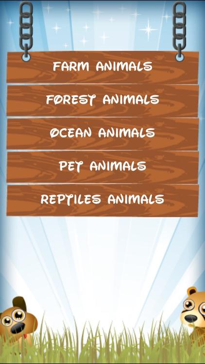 Letz Learn Animals