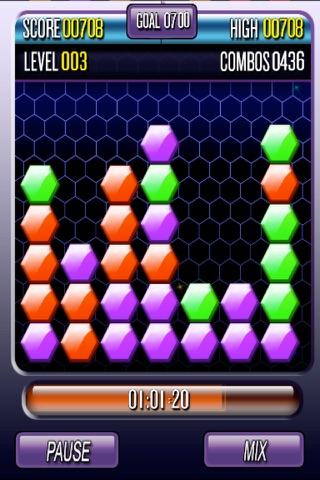 Hexagon Mix Game Reloaded - náhled
