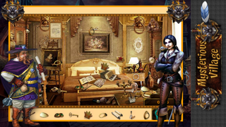 Mysterious Town : The Game of hidden objects in Dark Night,Garden,Dark Room,Hunted Night,City and Jungleのおすすめ画像3