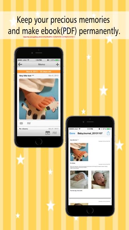 iCareRoom Baby Activity Tracker & Logger