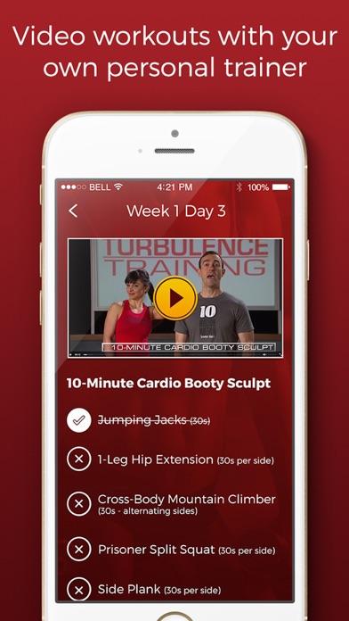 Daily Bodyweight Workoutsのおすすめ画像2
