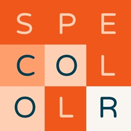 Spell Color : Spell Words, Color Grid