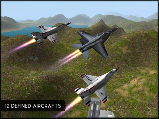 Avon Flight Simulator ™ 2015 для iPad