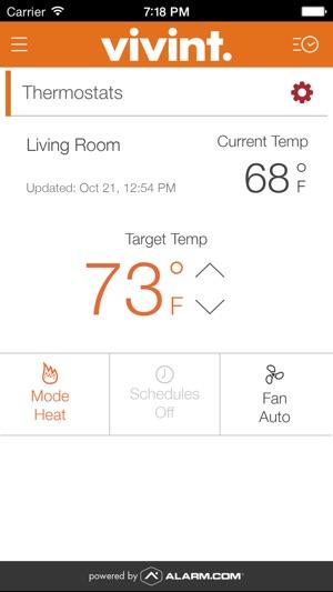 Vivint Classic on the App Store