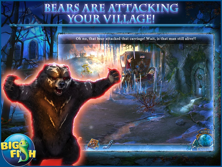 Living Legends: Wrath of the Beast HD - A Magical Hidden Object Adventure (Full) screenshot-0