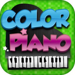 Color Piano: Music theory for kids from 5