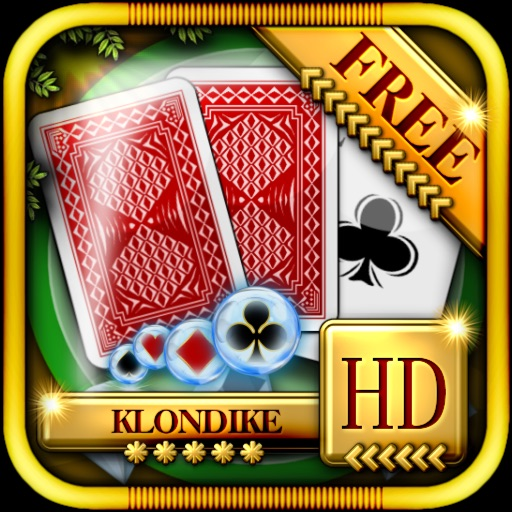 ACC Solitaire [ Klondike ] HD Free - Classic Card Games for iPad & iPhone