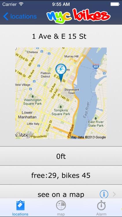 New York City Bikes screenshot-3