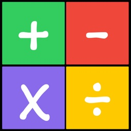 Math Braining for Kids - Learn to Add, Subtract and Multiply