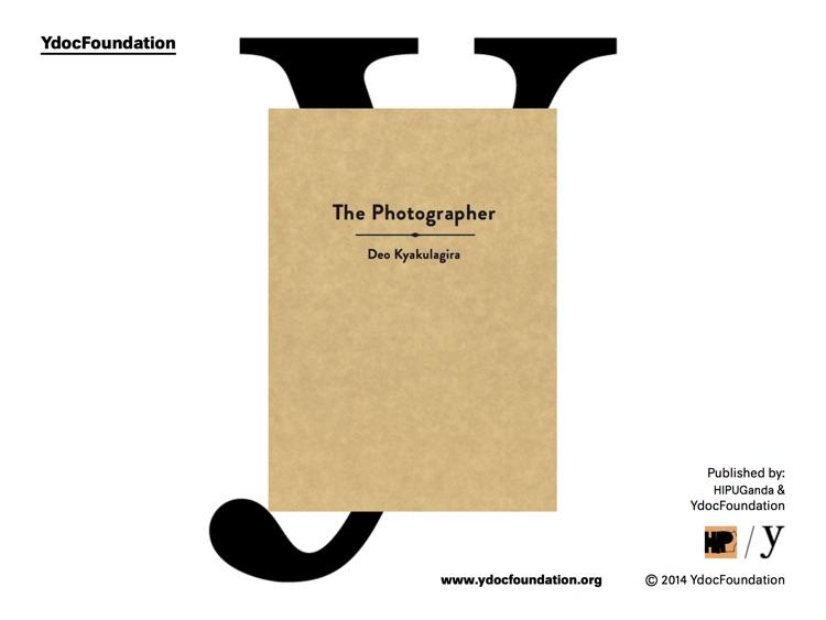 Ebifananyi I, The Photographer, Deo Kyakulagira