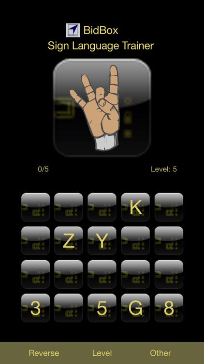 Sign Language Alphabet Trainer (ASL) screenshot-2