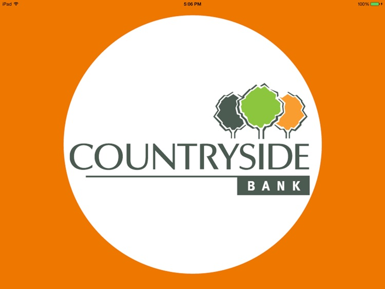 Countryside Bank Tablet Banking