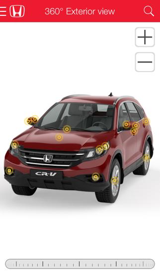 Honda iManualScreenshot of 3