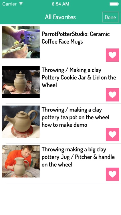 Pottery Lessons !!