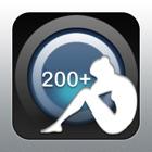 Abdominales 200+ Lite icon