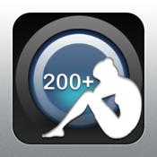 Situps 200+ Lite icon