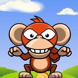 Banana mania (hungry monkeys)