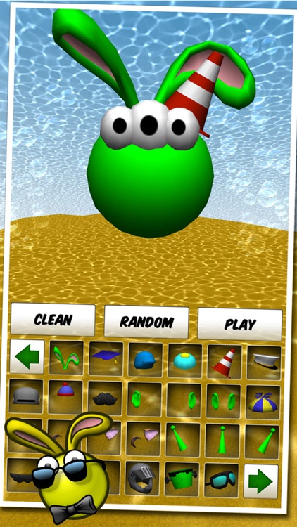 Bubble Blast 3D screenshot-1