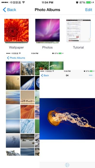 Iexplorer review screenshots