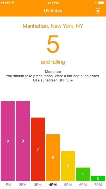 Alara - UV Index screenshot-4