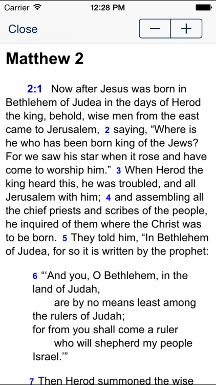 Biblemarks screenshot-3
