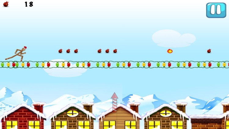 Gingerbread Man's Cookie Run screenshot-3