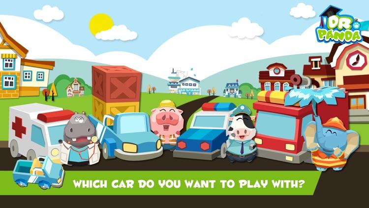 Dr. Panda's Toy Cars screenshot-3