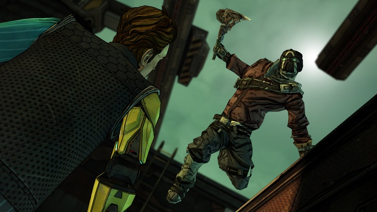 Tales from the Borderlands screenshot-4