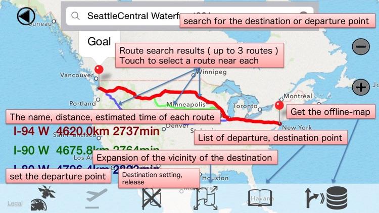 DrRec&Map - Drive recorder + Route Map screenshot-3