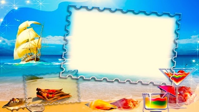 Summer Frames: Exquisite on the App Store