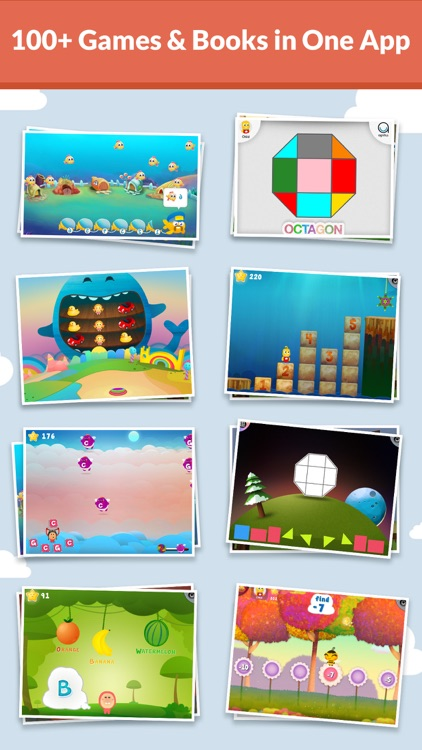 TopIQ Kids Learning Games for Preschool & Kindergarten screenshot-2