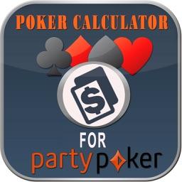 Poker Calculator for Partypoker