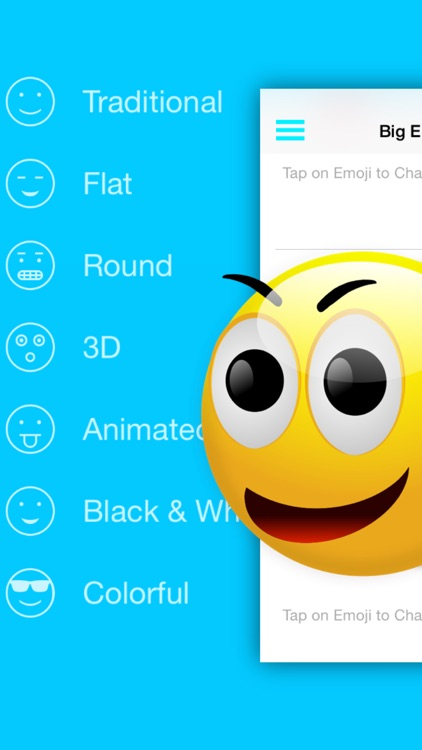 Big Emojis