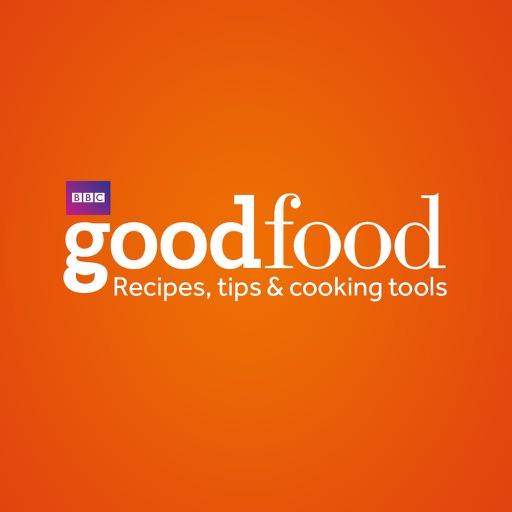 BBC Good Food - Recipes, tools & cooking tips app logo