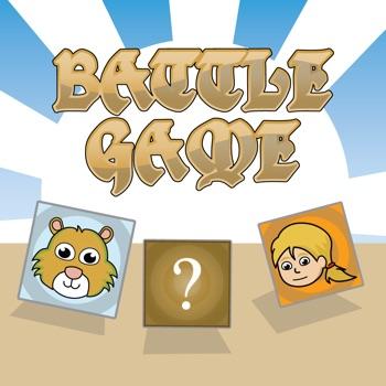 Friends Battle Card - Matching for Dora Game